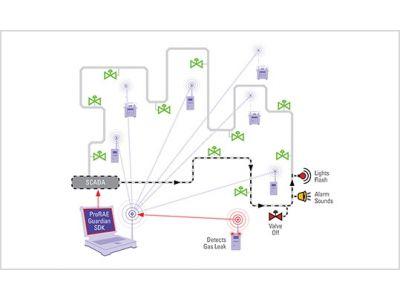 ProRAE Guardian Software Development Kit - Eina d'integració de programari fàcil d'utilitzar
