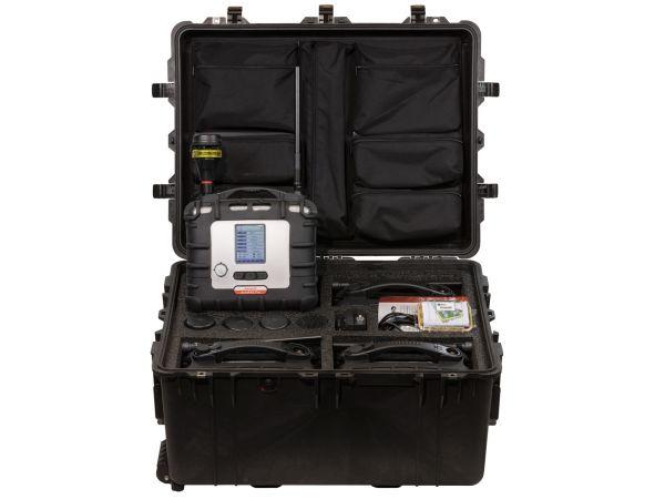 Kit de Ràpid Desplagament AreaRAE /RDK) - Detecció de gas sense fils desplegable ràpidament per amenaces perilloses