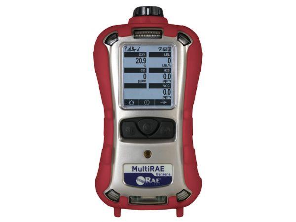 MultiRAE Benzè - Monitor multicanal sense fil portàtil amb mesurament específic de benzè