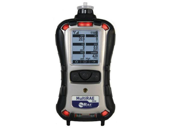 MultiRAE Pro - Monitor sense fil de múltiples amenaces per a la detecció de radiació i substàncies químiques