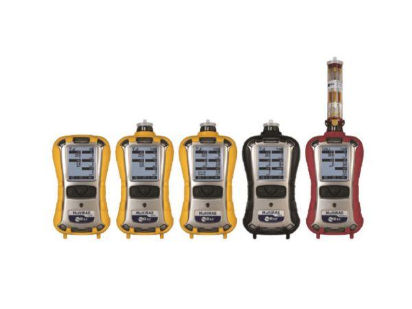 Familia MultiRAE - Monitors portàtils sense fils  multi-gas i multi-amenaça