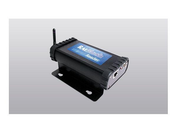 RAEMesh Reader - Utilitzeu una PC per monitoritzar i controlar els detectors sense fils en temps real