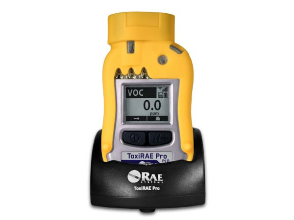 ToxiRAE Pro PID - Monitor monogas compacte i inalàmbric per a COVs