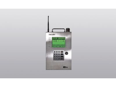 FMC2000 - Multi-channel command and control center for MeshGuard network