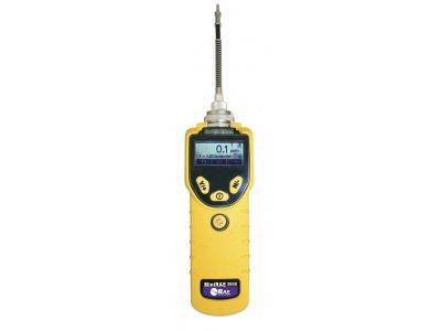 MiniRAE 3000 - The most advanced wireless handheld VOC monitor with parts per million measurement