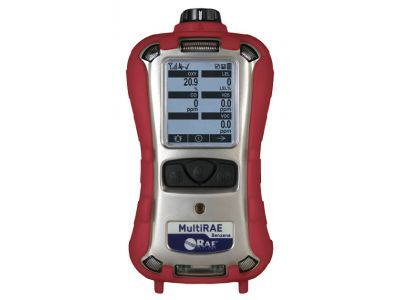 MultiRAE Benzene - Wireless Portable Multi-Gas Monitor With Benzene-Specific Measuremen