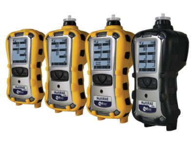 MultiRAE Family - Wireless, portable multi-gas and multi-threat monitors