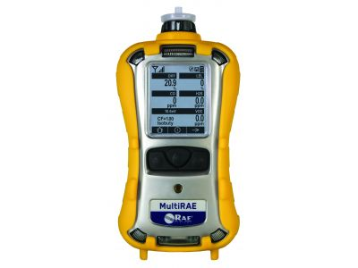 MultiRAE - Wireless, portable multi-gas monitor with advanced VOC detection