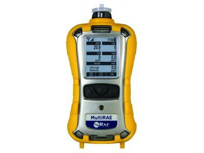 MultiRAE - Wireless, portable multi-gas monitor with advanced VOC detection