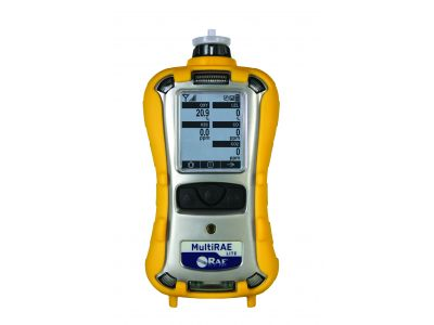 MultiRAE Lite Pumped - Wireless, portable multi-gas monitor