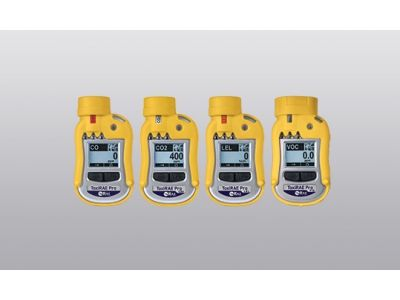 ToxiRAE Pro Family - A full range of wireless personal single-gas monitors