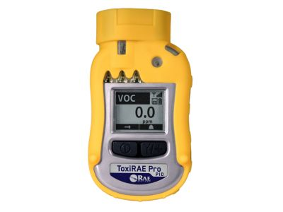 ToxiRAE Pro PID - Compact, wireless VOC single gas monitor