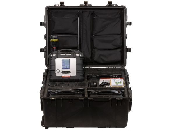 AreaRAE Rapid Deployment Kit (RDK) - Rapidly deployable wireless gas detection for hazardous threats
