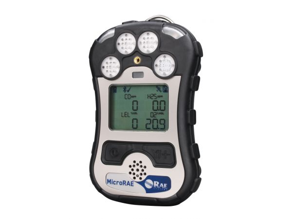 Micro RAE - Four-wire wireless detector and portable