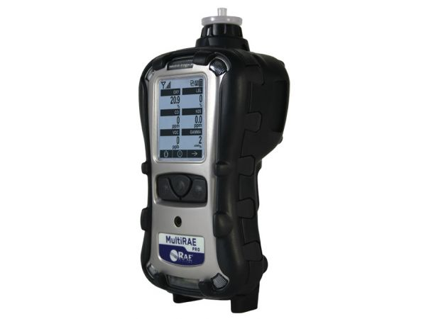 MultiRAE Pro - Wireless, portable multi-threat monitor for radiation and chemical detection
