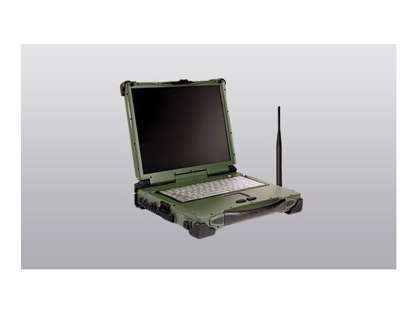 RDK Ruggedized Host - Pre-configured mil-spec laptop controller for extreme environments