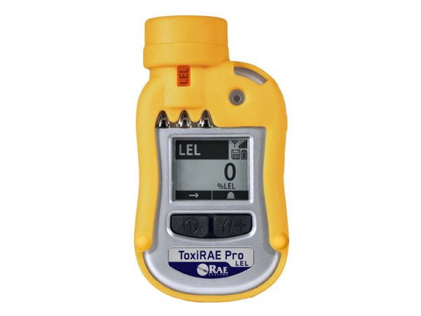 ToxiRAE Pro LEL - Wireless, portable combustible gas and vapor monitor