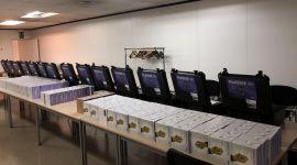 Equipamiento para los Bomberos del Ayuntamiento de Madrid