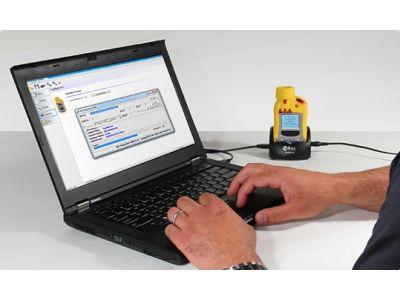 ProRAE Studio II - Software de configuración y registro de datos para monitores de gas y radiación