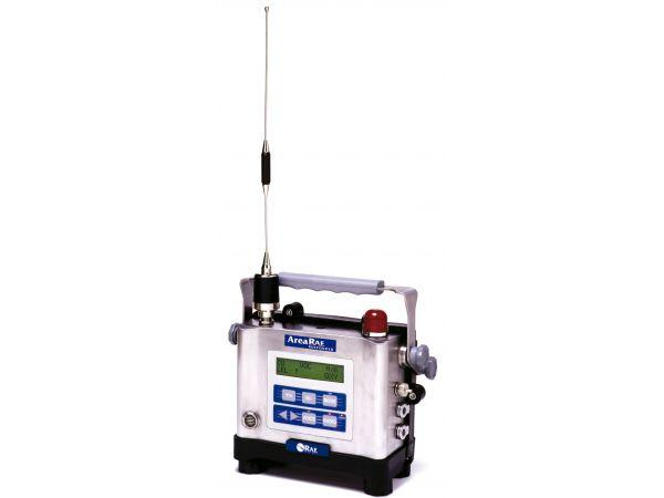 AreaRAE Gamma - Monitor de áreas amplias inalámbrico robusto y resistente a la intemperie