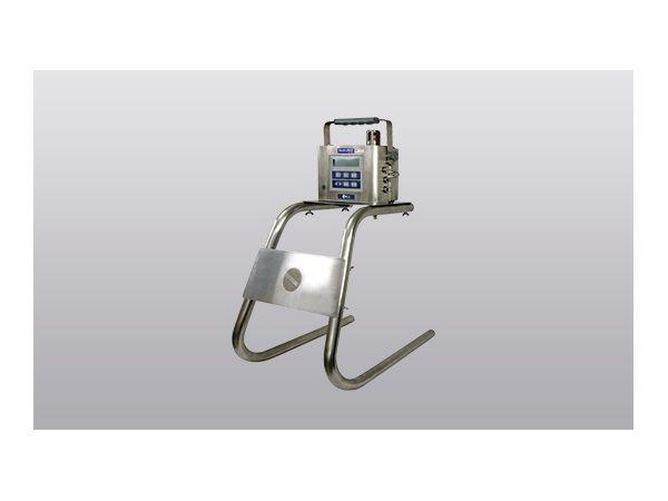 BiPod Stand - Soporte de monitor robusto de acero inoxidable