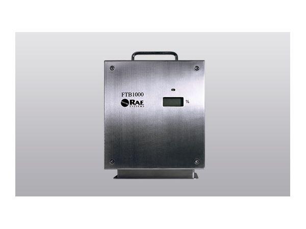 SolarRAE - Fuente de alimentación remota para equipos de detección de gas y radiación
