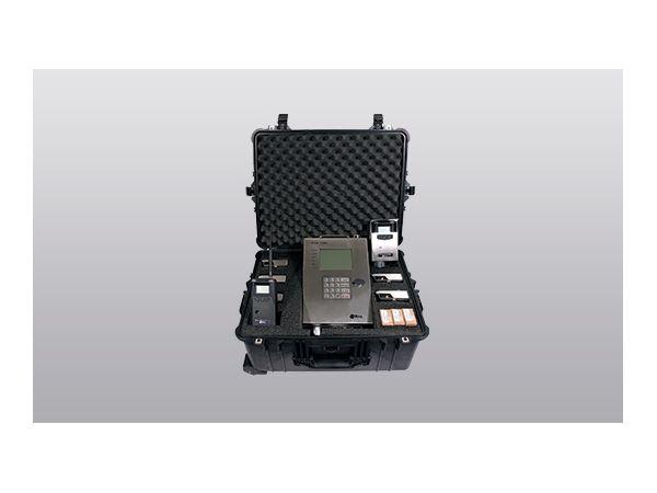 MeshGuard RDK - Sistema de detección de gas fijo de despliegue rápido