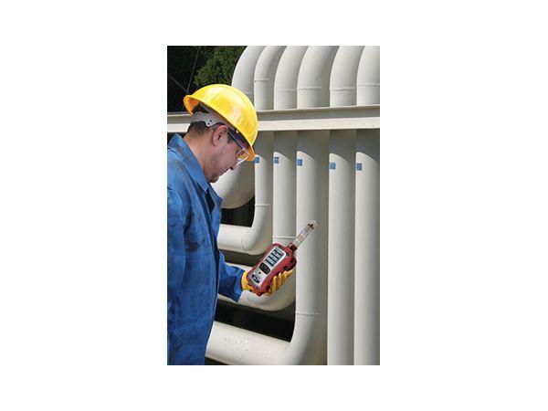 MultiRAE Benceno - Monitor de gases múltiples inalámbrico portátil con medición específica de benceno