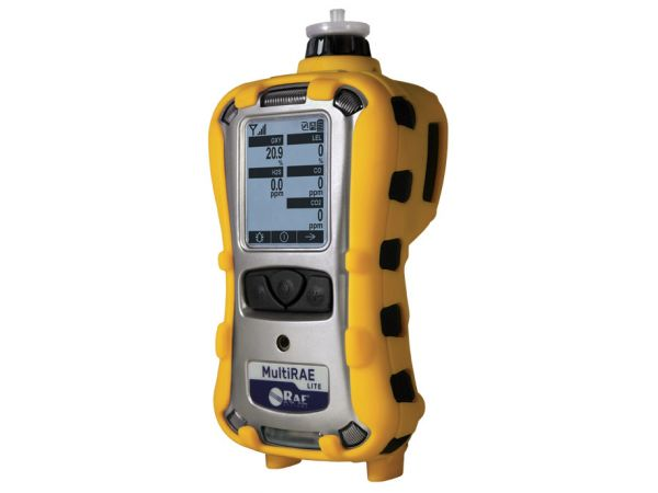 MultiRAE Lite Bomba - Monitor inalámbrico de múltiples gases portátil