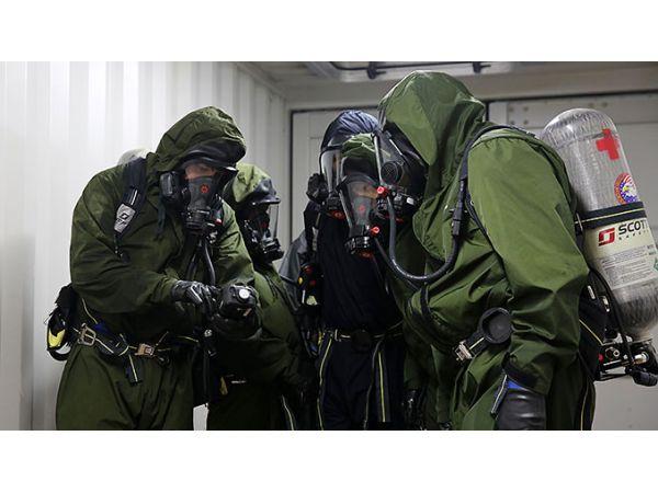 MultiRAE Pro - Monitor inalámbrico de múltiples amenazas para la detección de radiación y sustancias químicas
