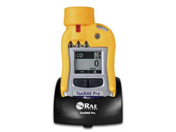 ToxiRAE Pro - Detector monogas inalámbrico de un solo gas y oxígeno con sensores intercambiables