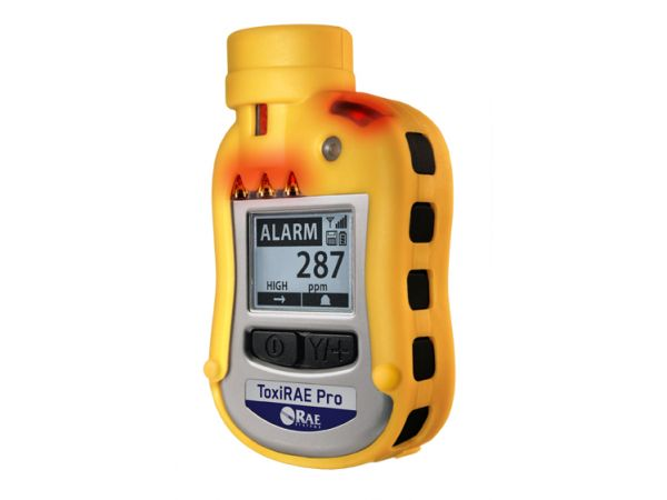 ToxiRAE Pro CO2 - Monitor inalámbrico personal de dióxido de carbono