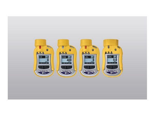 Familia ToxiRAE Pro - Una gama completa de monitores inalámbricos personales de un solo gas