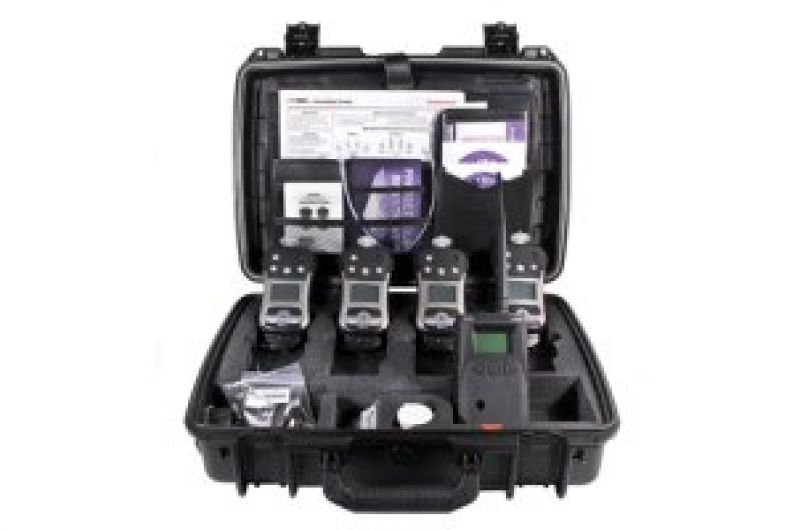 RAE Systems presenta el primer sistema portátil inalámbrico de detección de gas para espacios confinados